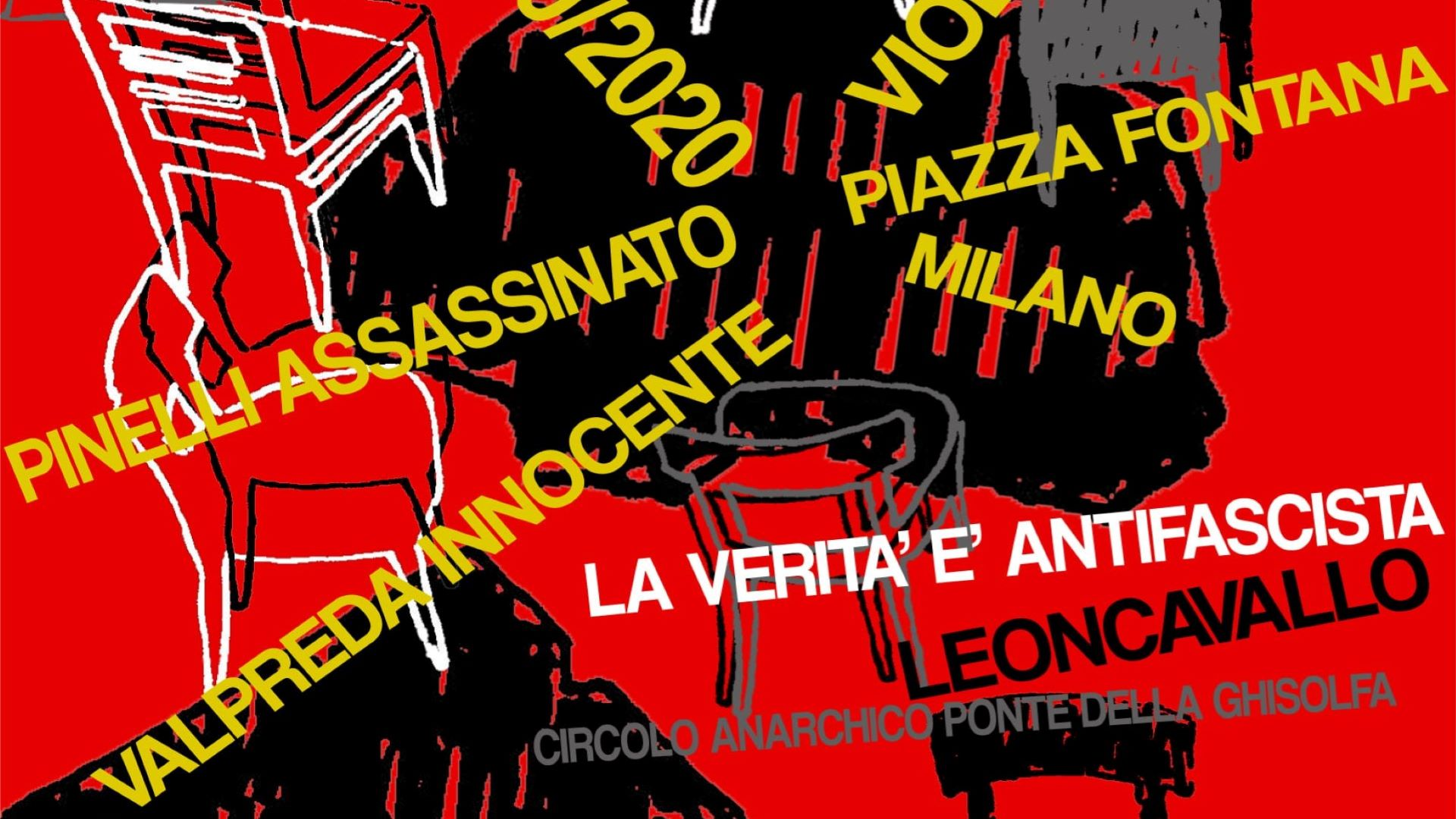 LA VERITÀ È ANTIFASCISTA