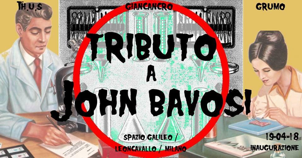Tributo a John Bavosi