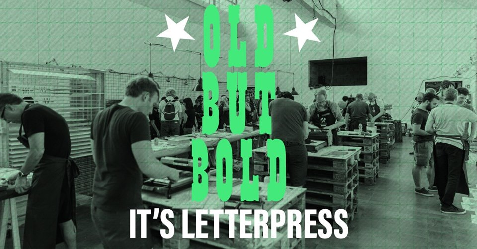Letterpress Workers International Summit 2018