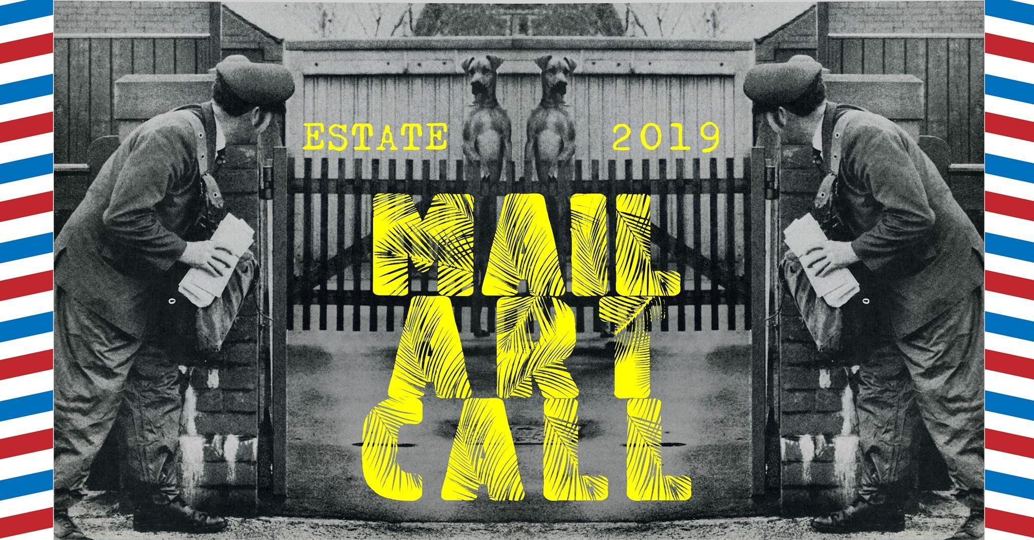 Cartolinea - Mail art call
