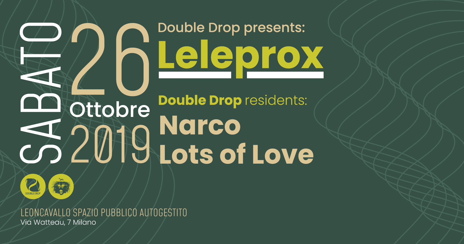 Double Drop presents Leleprox