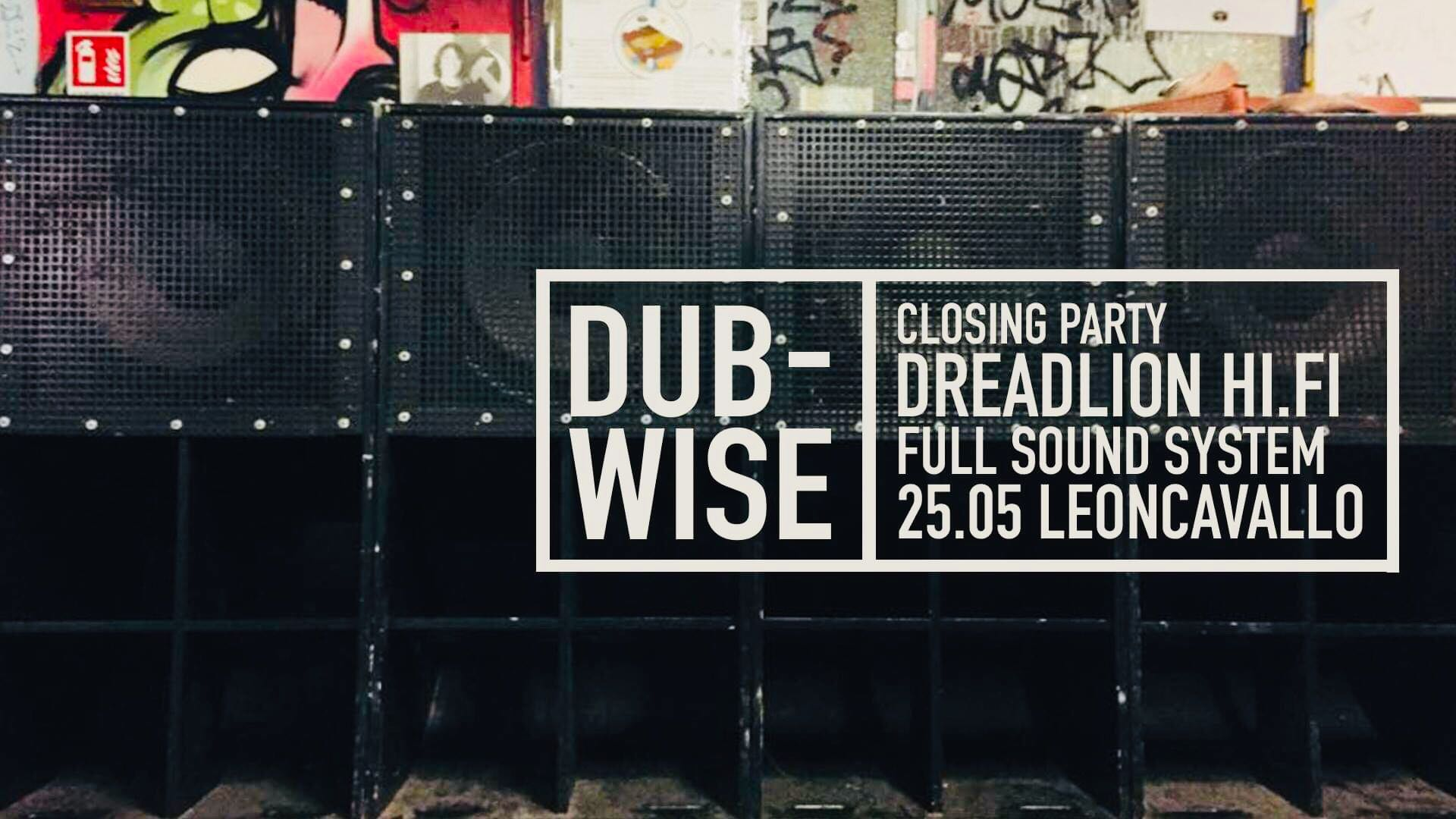 Dubwise closing party