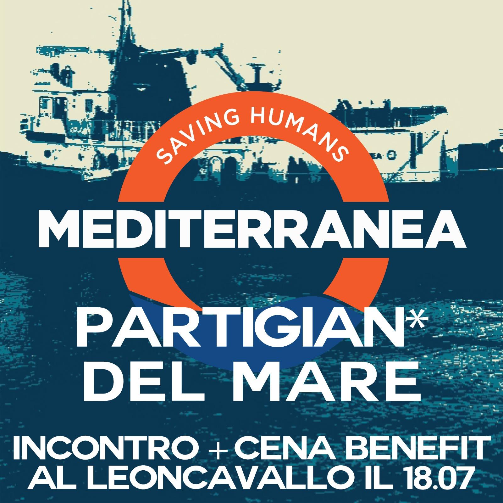Mediterranea: incontro + cena benefit