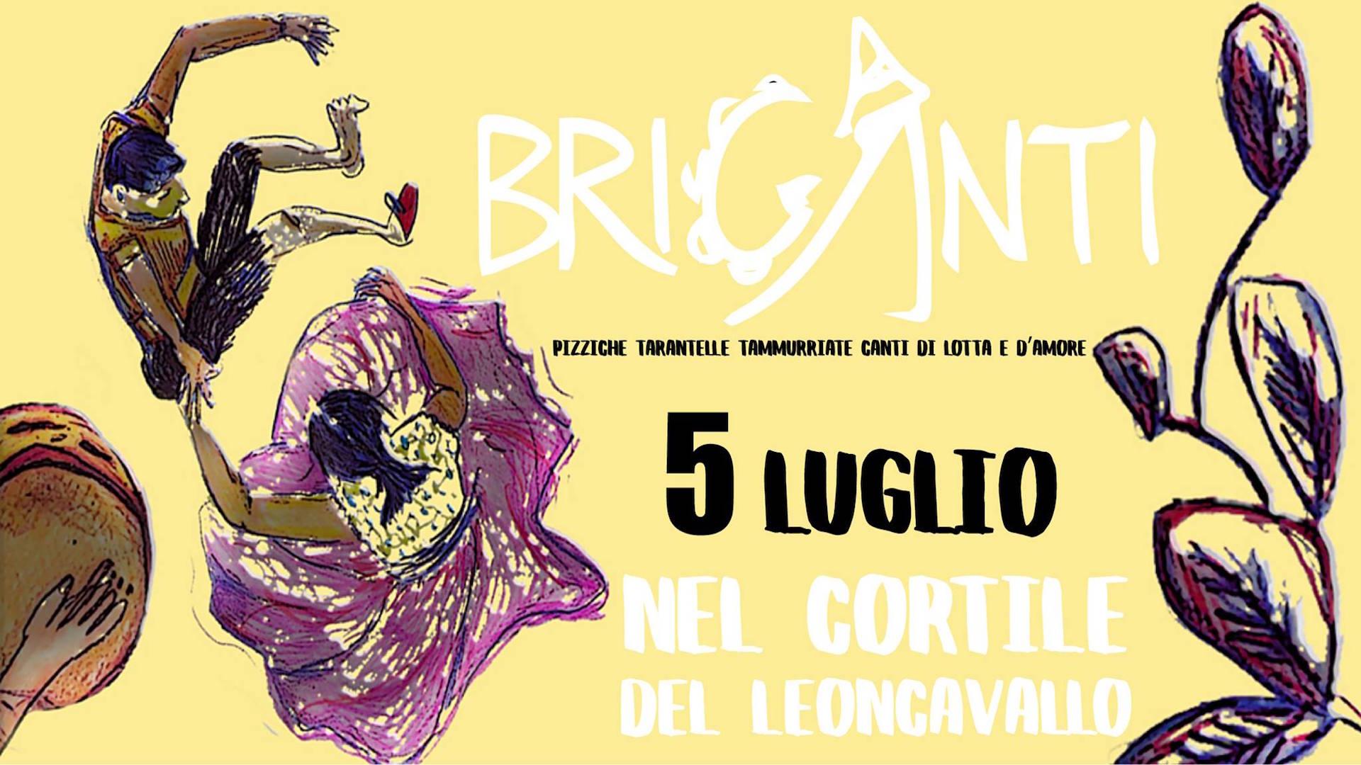 Briganti - Una domenica in cortile