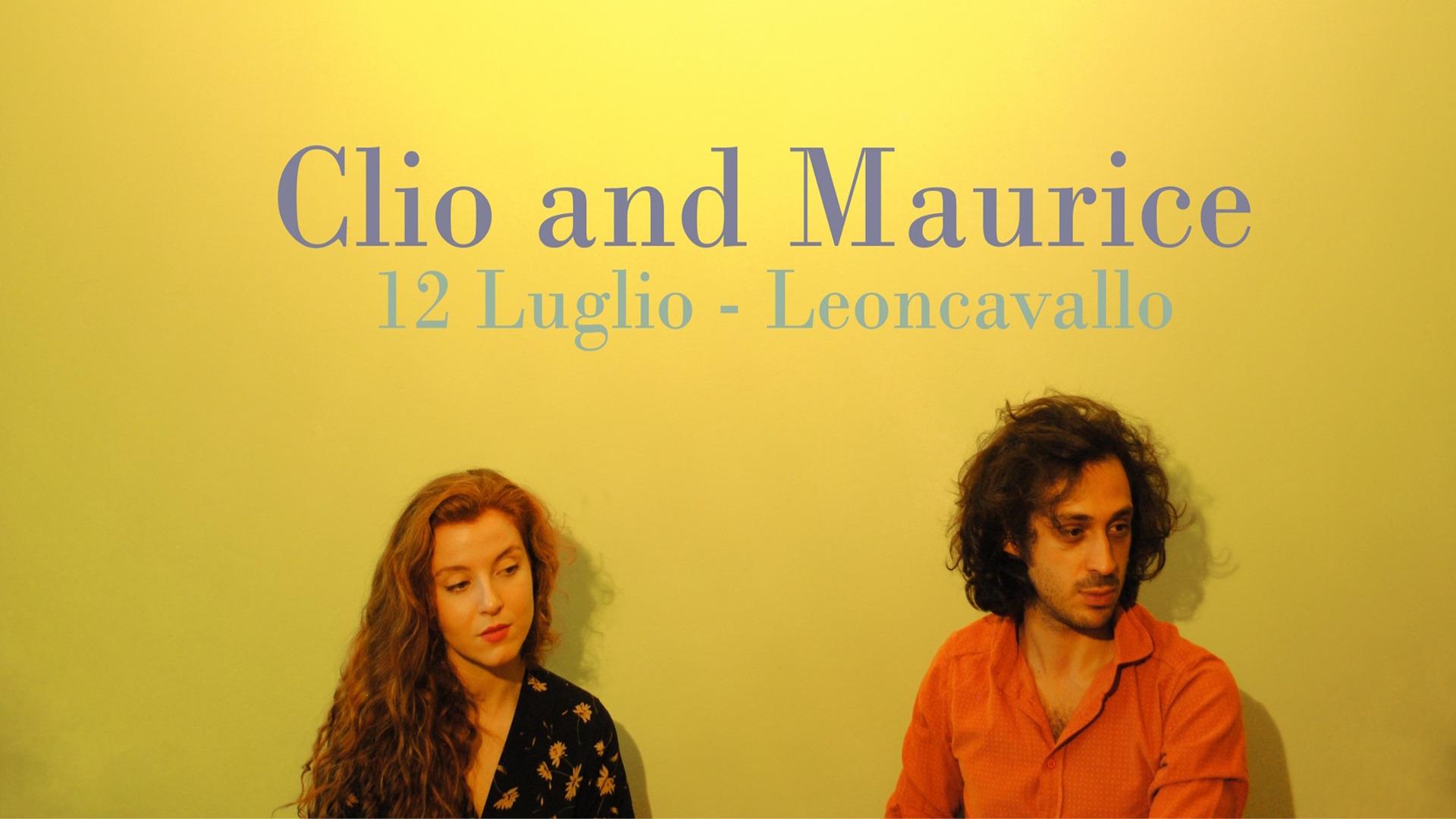 Clio and Maurice - Una domenica in cortile
