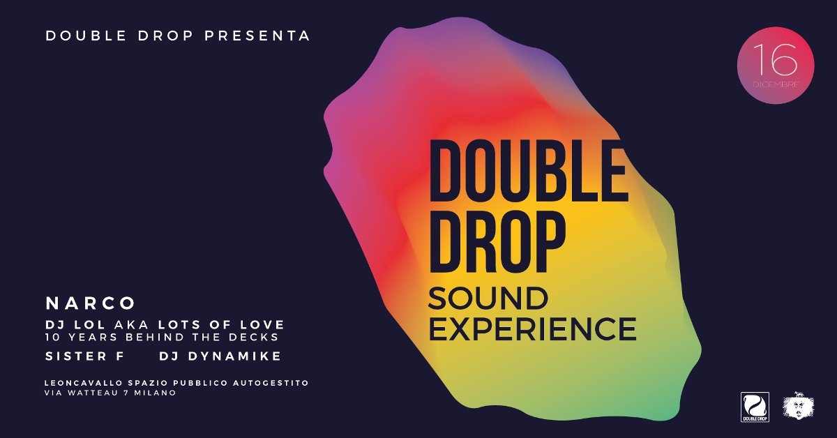 Double Drop Sound Experience