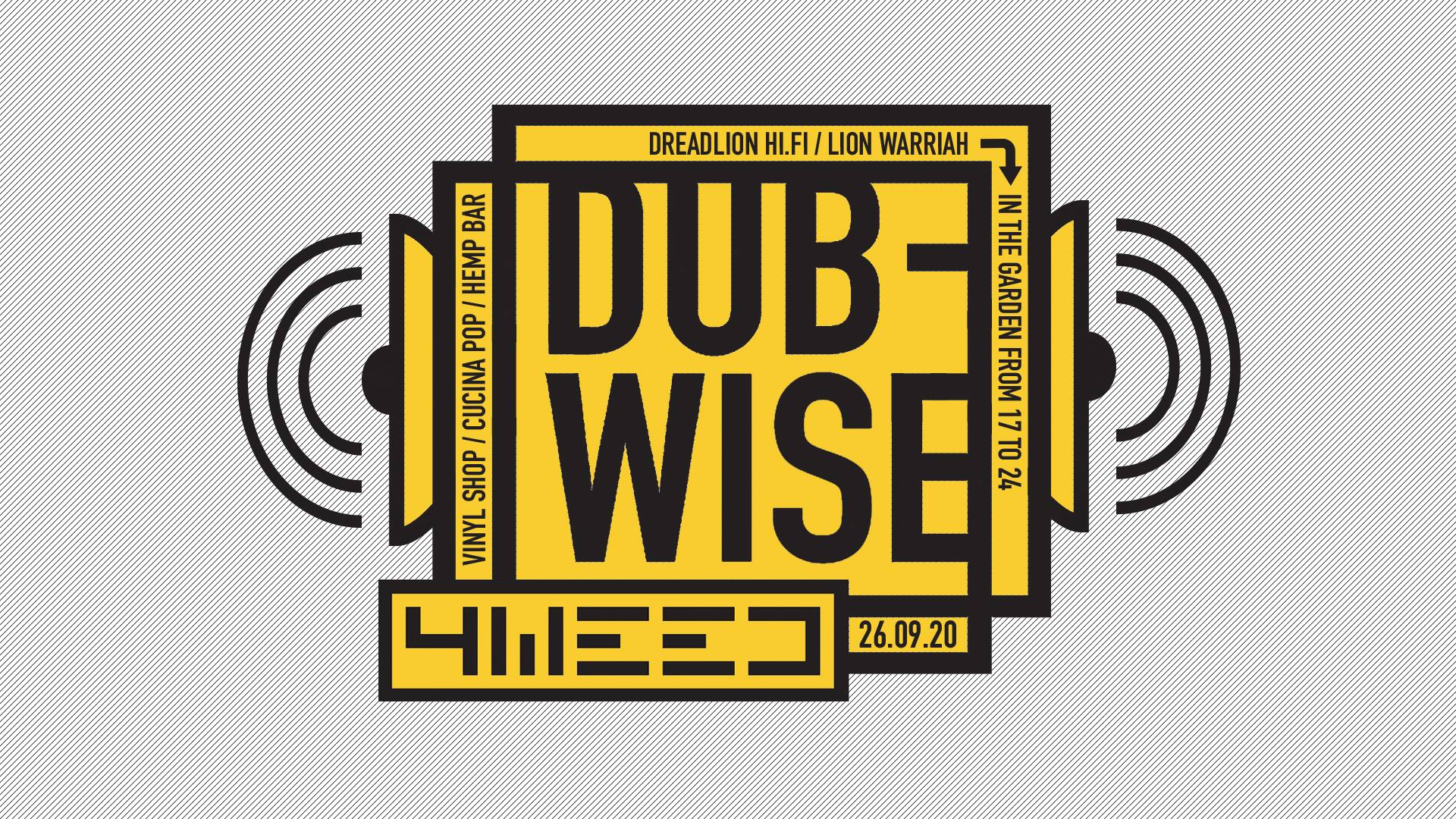 Dubwise x 4Weed