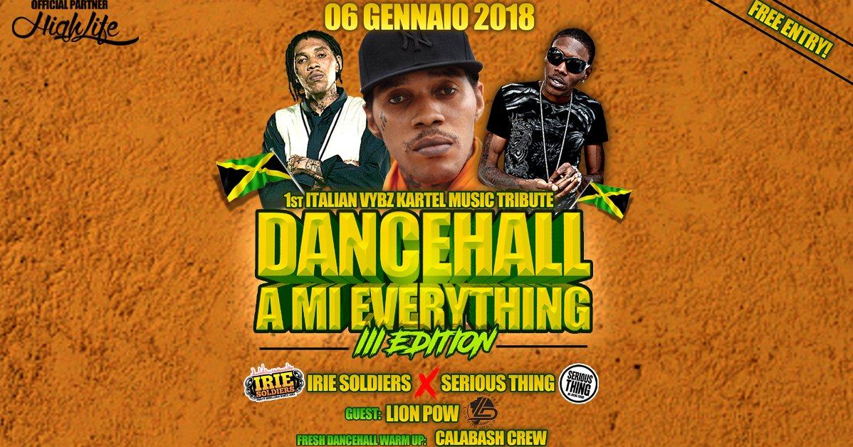Dancehall A MI Everything | Vybz Kartel Music Tribute