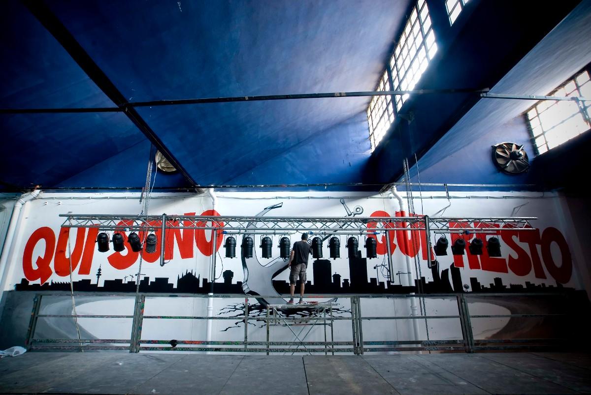La storia del Leoncavallo: Helter Skelter