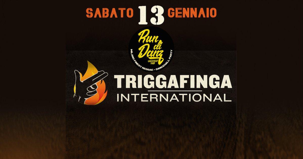 Run Di Danz | Triggafinga Int'l