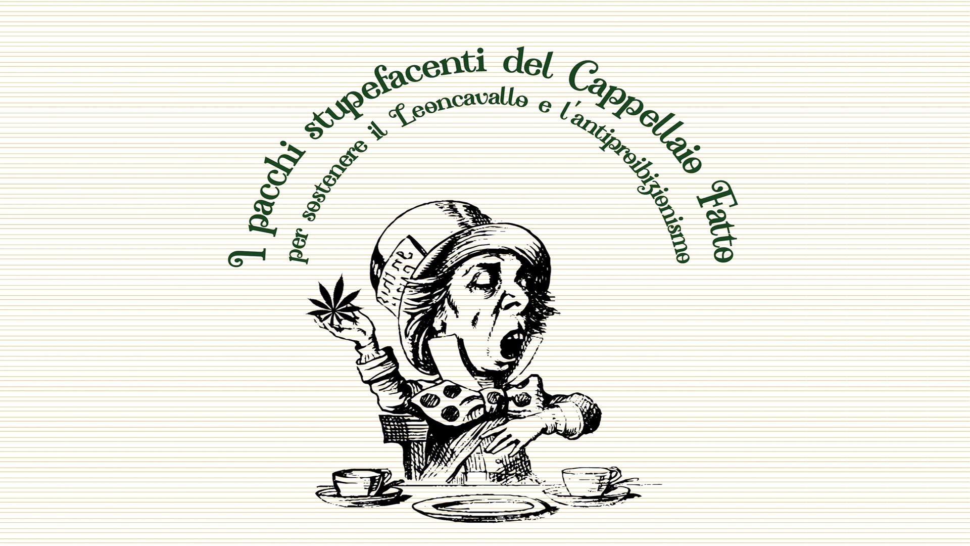 I PACCHI STUPEFACENTI DEL CAPPELLAIO FATTO
