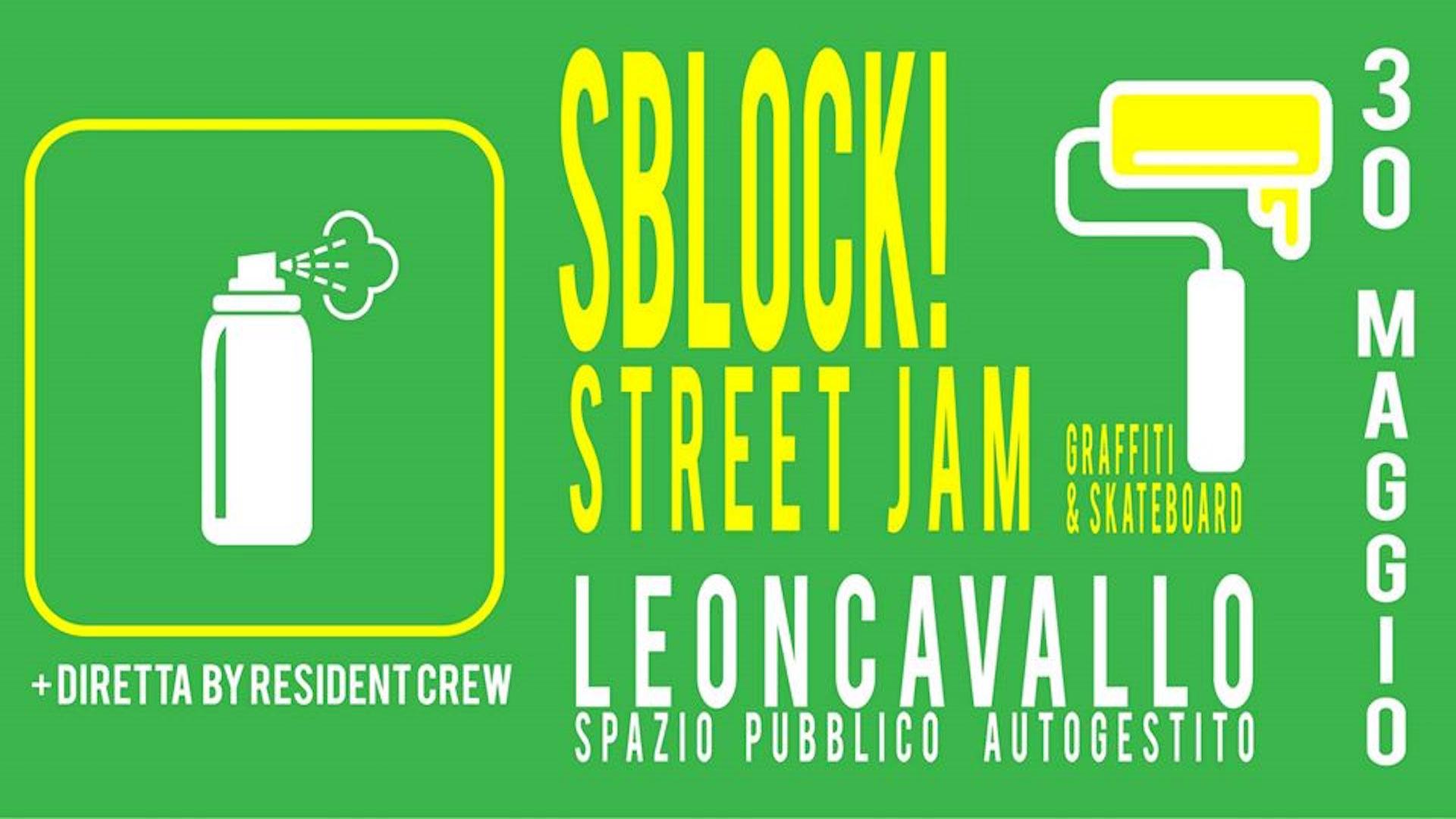 SBLOCK! - Street Jam