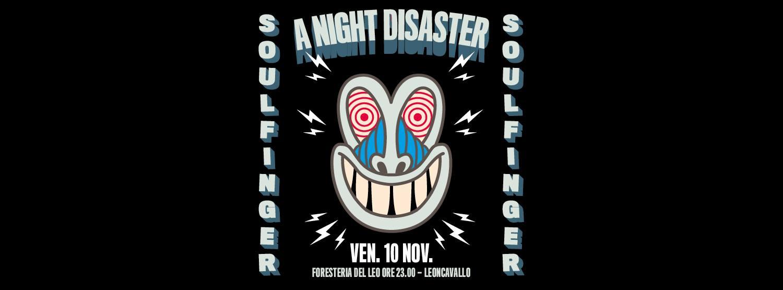 Soul Finger - A night disaster