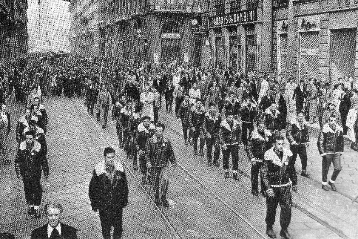Il nostro 25 aprile, contro fascismo xenofobia e sfruttamento
